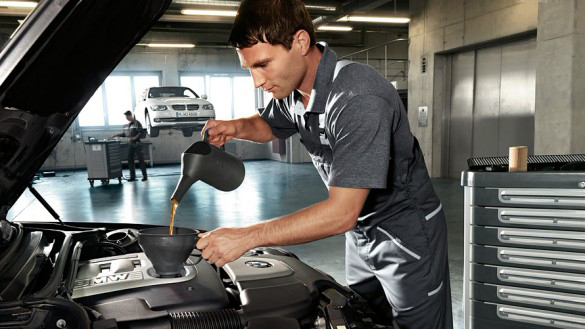 BMW Oil Service incl. exchange microfilter