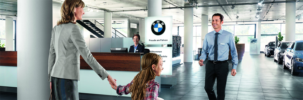 Your BMW Dealer